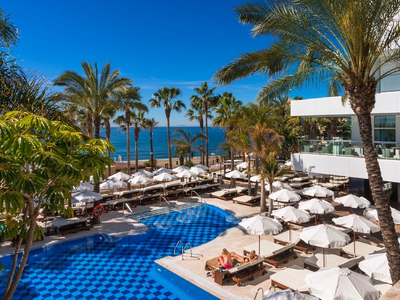 Amare Pool Hotel Fuerte Miramar