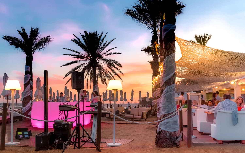 Serviceleistungen Und Aktivitaten Amare Beach Hotel Marbella