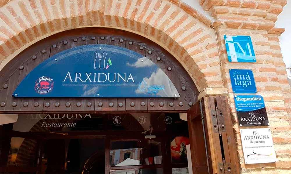 Arxiduna Restaurant Archidona
