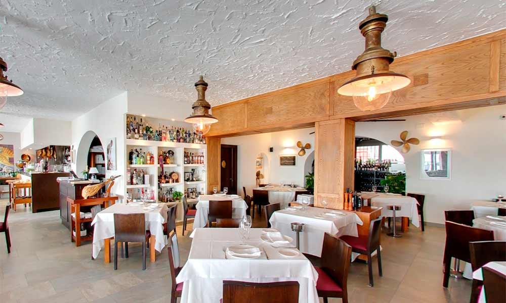 Los Marinos José Restaurant