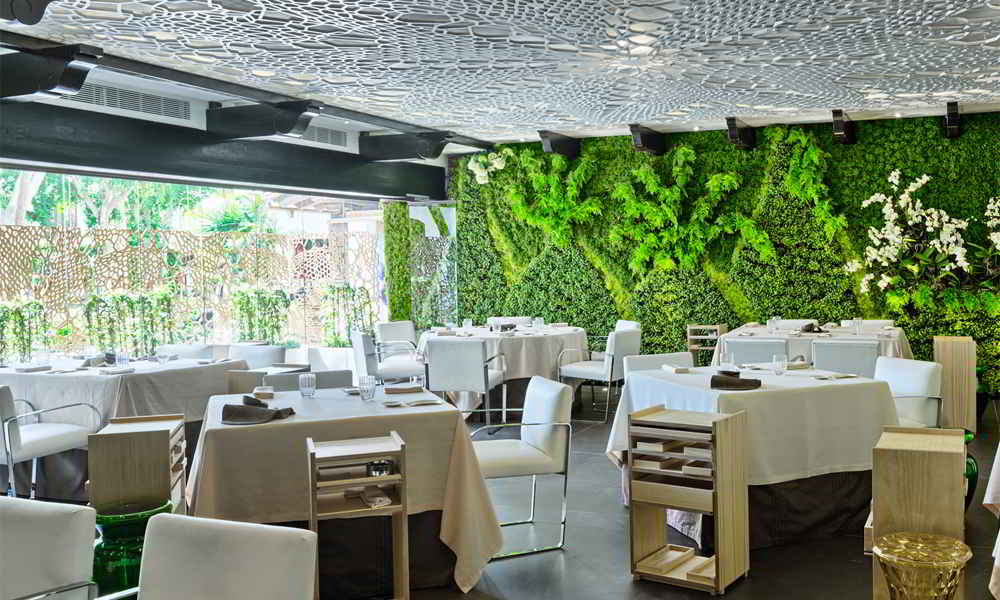 Marbella Foodie destination - Dani Garcia Restaurant Marbella