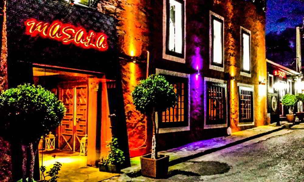 Masala Restaurant Marbella