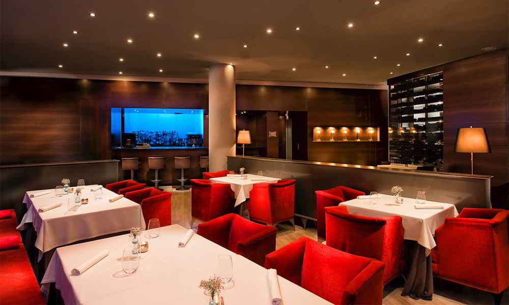 Michelin stars restaurants in Marbella - Restaurante Messina