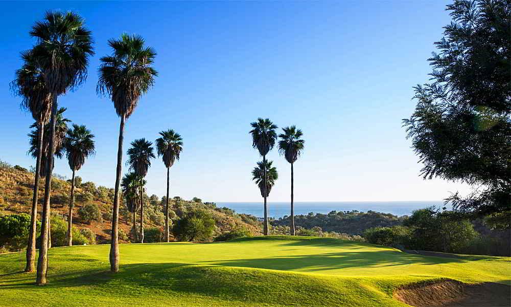 Santa Clara Golf Marbella