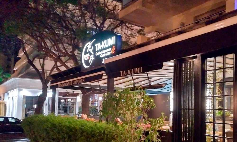 Takumi Restaurant Marbella