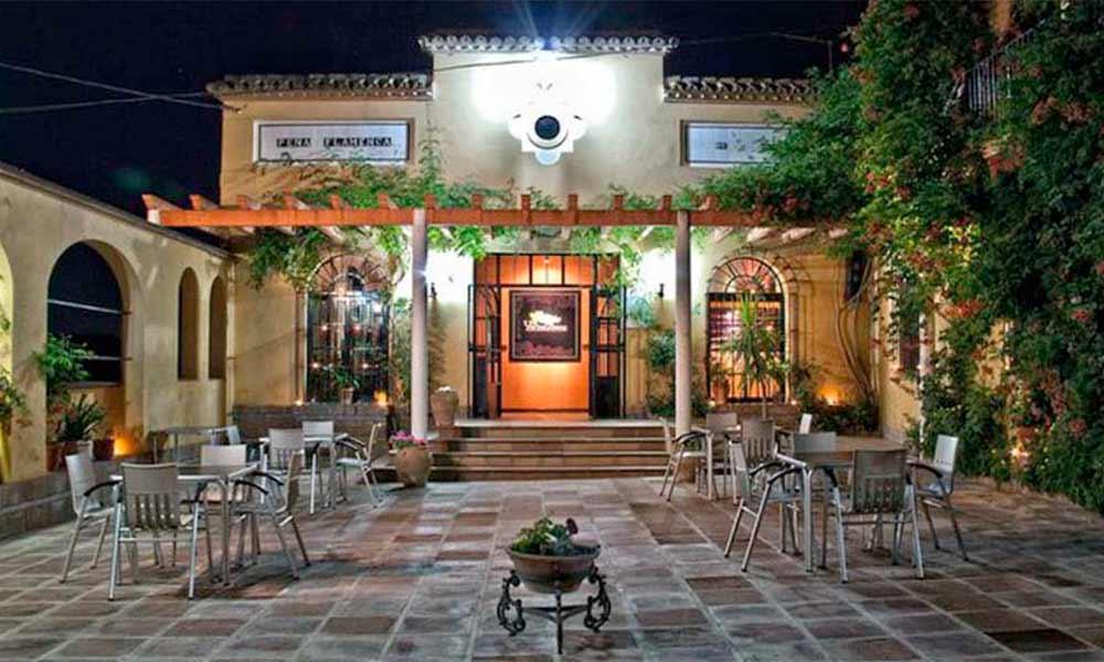 Yerbagüena Restaurant in Campillos