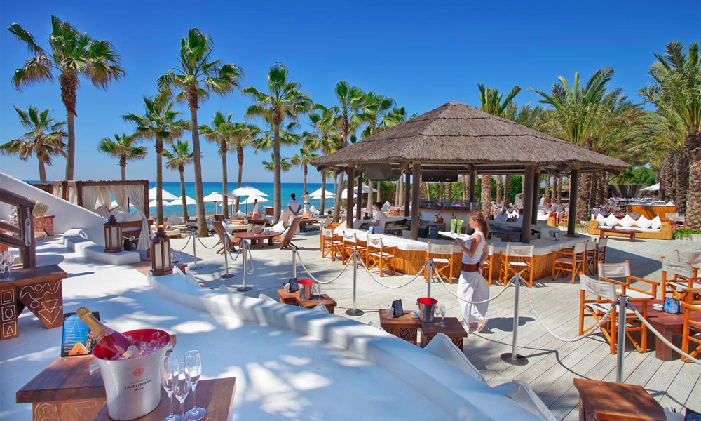 beach clubs in Marbella - Nikki Beach Marbella