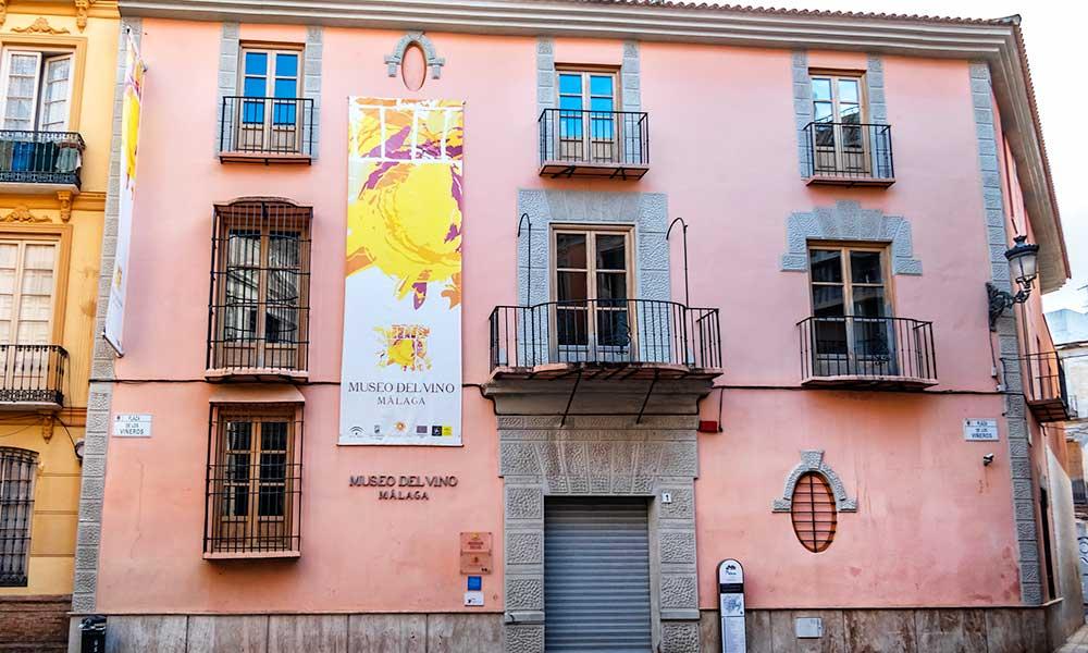 Museo del vino Málaga - Editorial credit: Kiev.Victor / Shutterstock.com