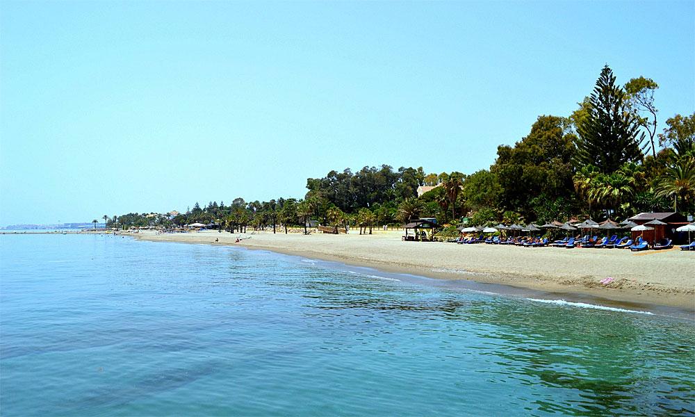 Nagueles Beach
