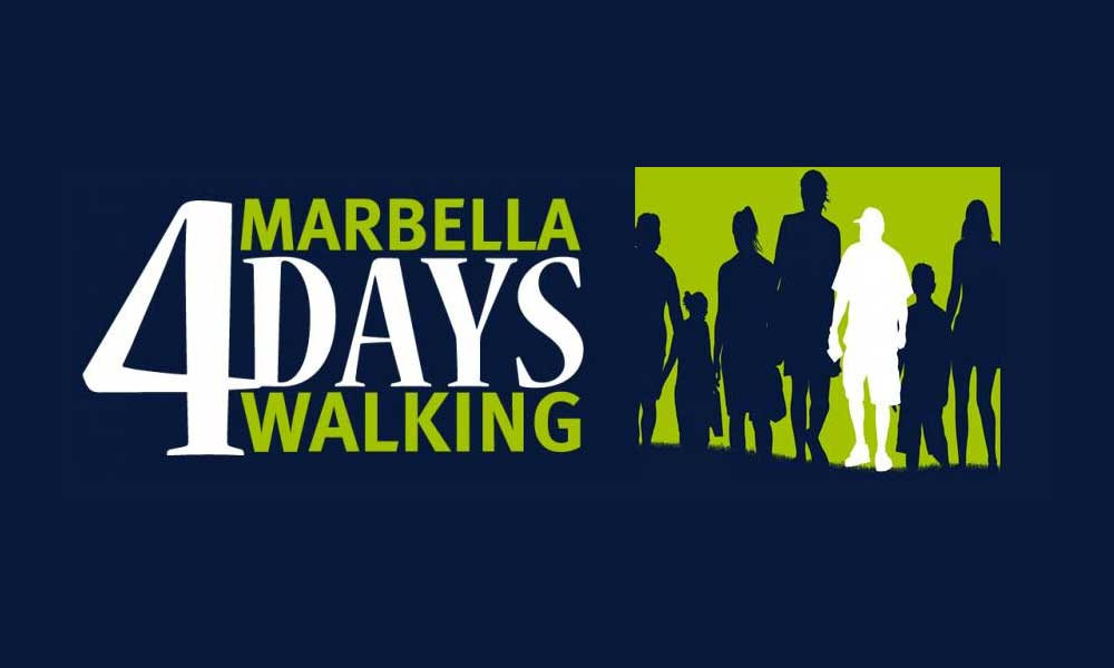 4 days walking Marbella