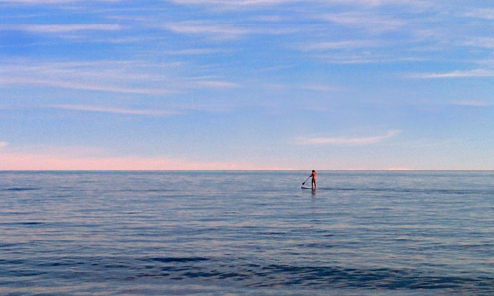 things to see and do in Marbella - Practice standup paddleboarding