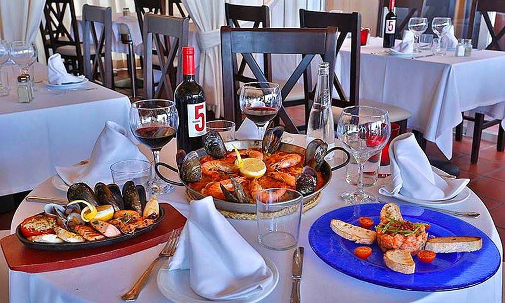 Restaurant Azul Marino