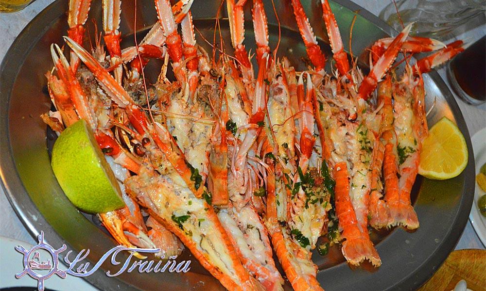 Restaurant La Traíña
