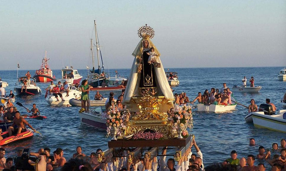 Fiesta de la Virgen del Carmen Marbella
