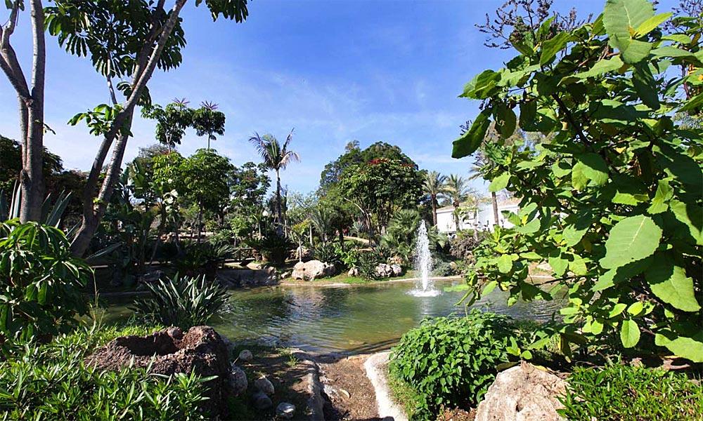 Jardín El Ángel Marbella
