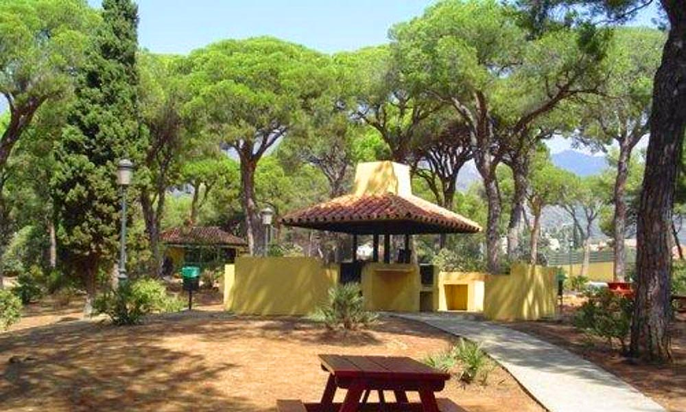 Vigil de Quiñones Park Marbella