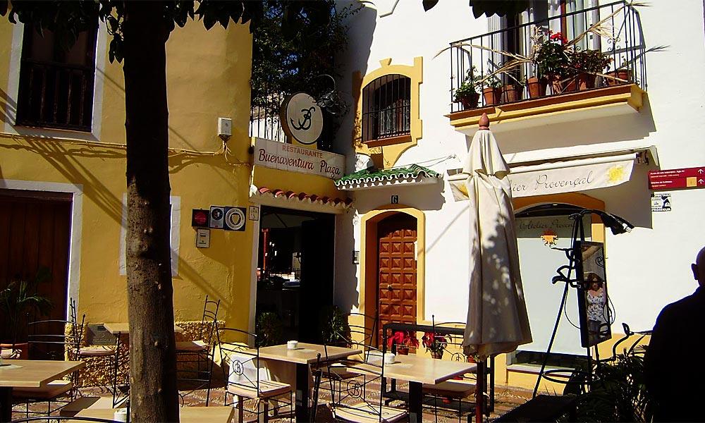 Tapas Marbella - Bonaventura Marbella