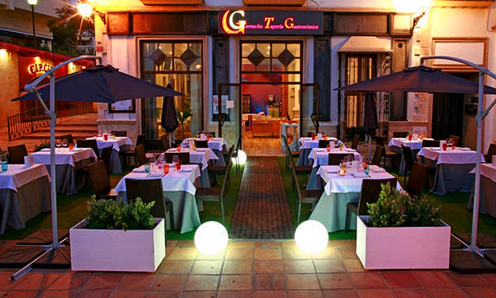 Tapas Marbella - Garnacha Marbella
