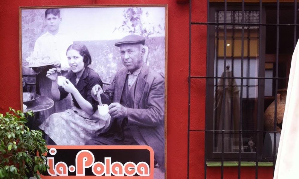 Tapas Marbella - Ebe La Polaca Marbella