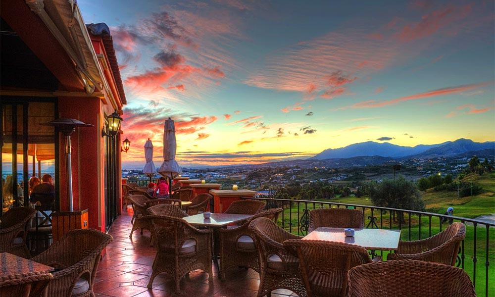 Marbella Club Beach Restaurant