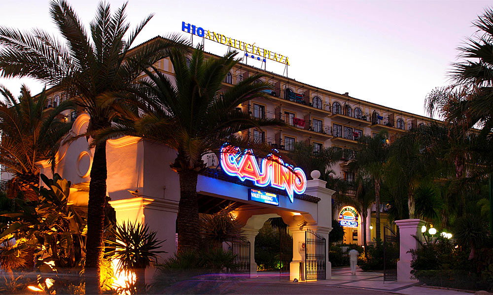 Marbella adult holiday destination - Casino