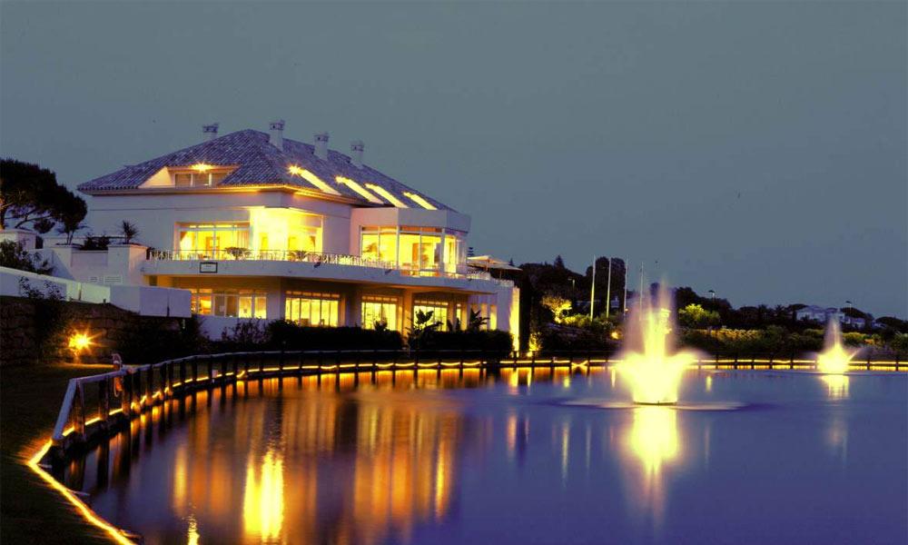 Restaurantes con vistas en Málaga - Restaurante El Lago
