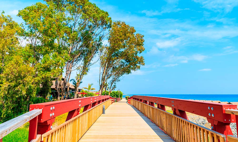 Promenade Marbella, Puerto Banus