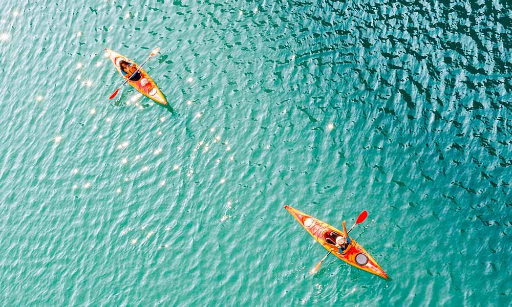Kayaking Marbella