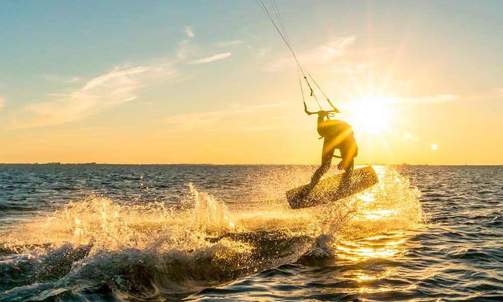 Kitesurfing Marbella