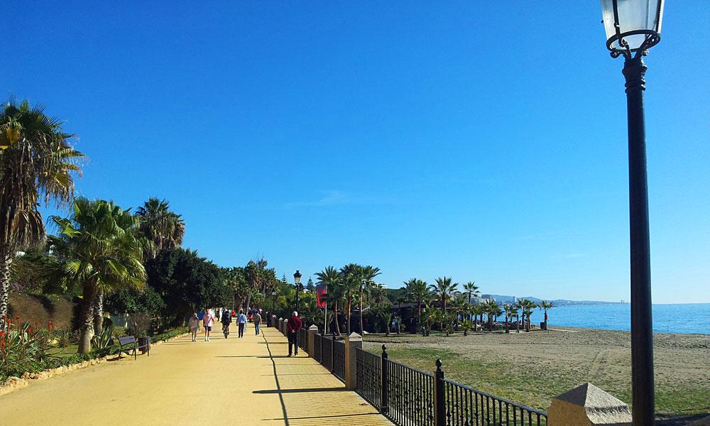 Promenade Marbella
