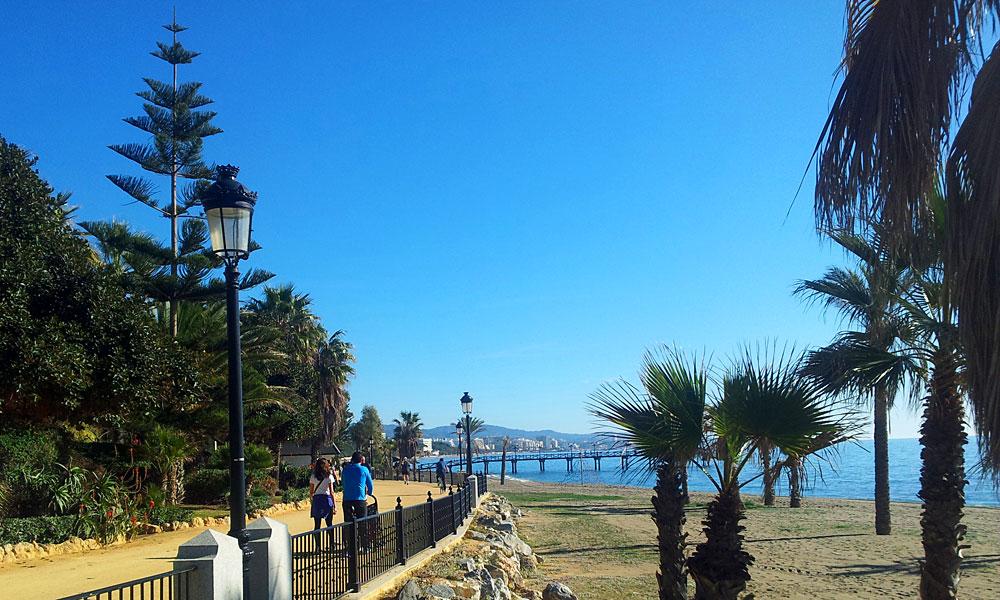 Playas de Puente Romano
