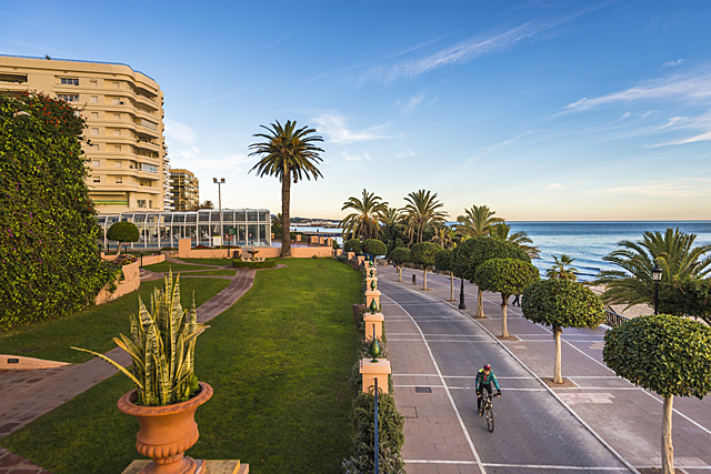 Marbella getaway - Marbella weekend breaks - Cycling in Marbella