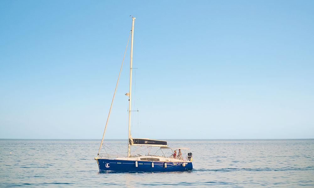 Sailing Marbella