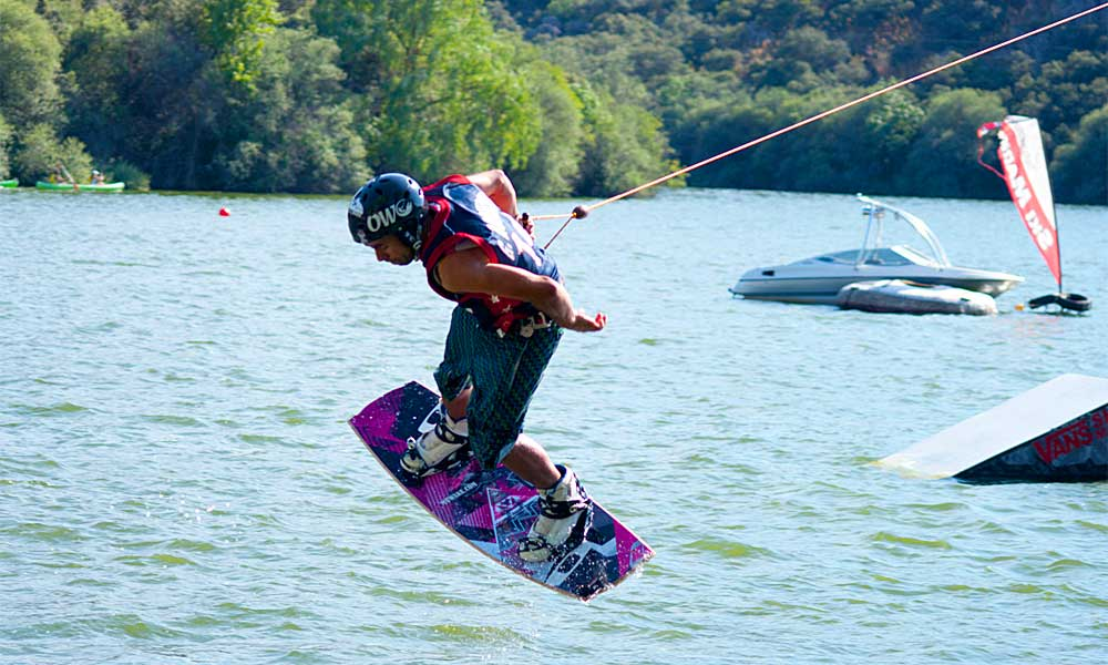 Wakeboard in Marbella