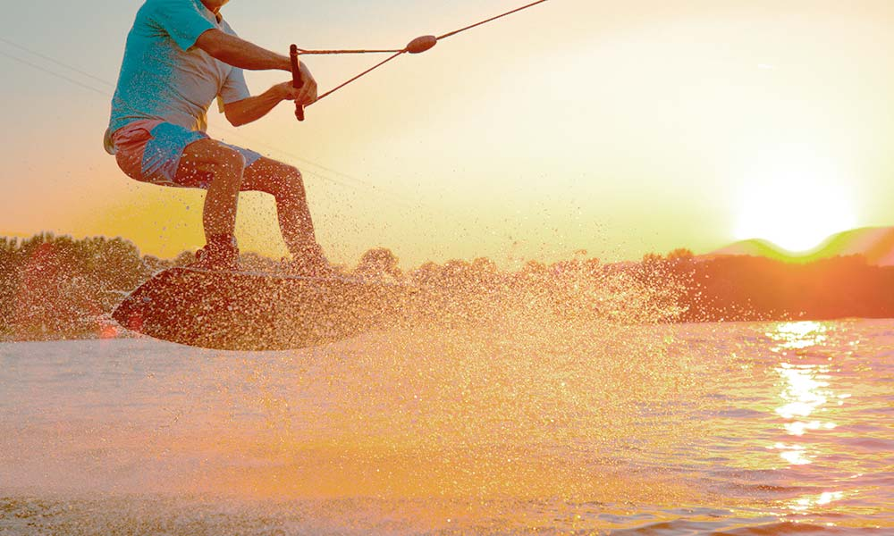 Wakeboarding Marbella