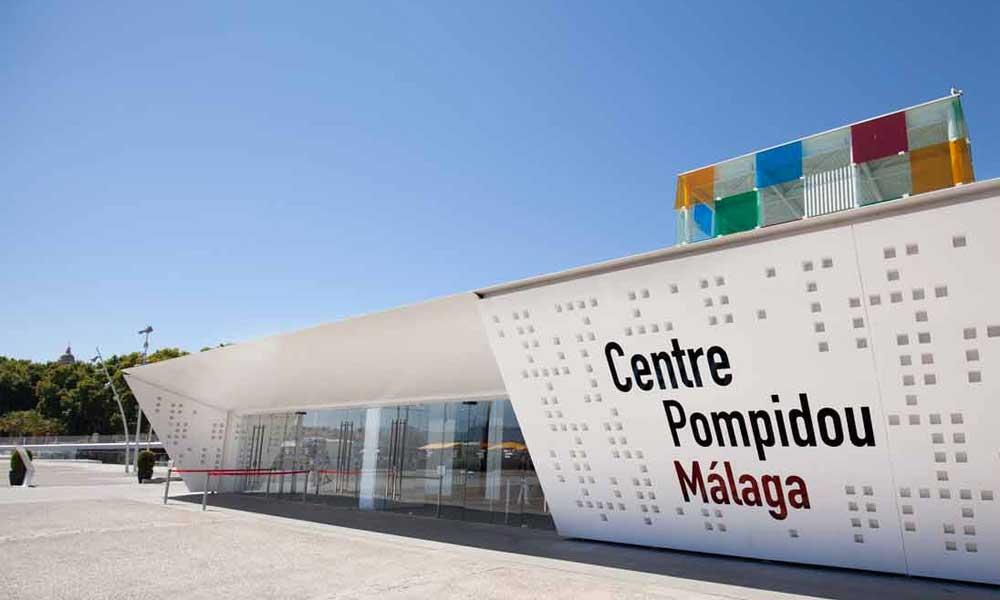 Museo Pompidú Malaga