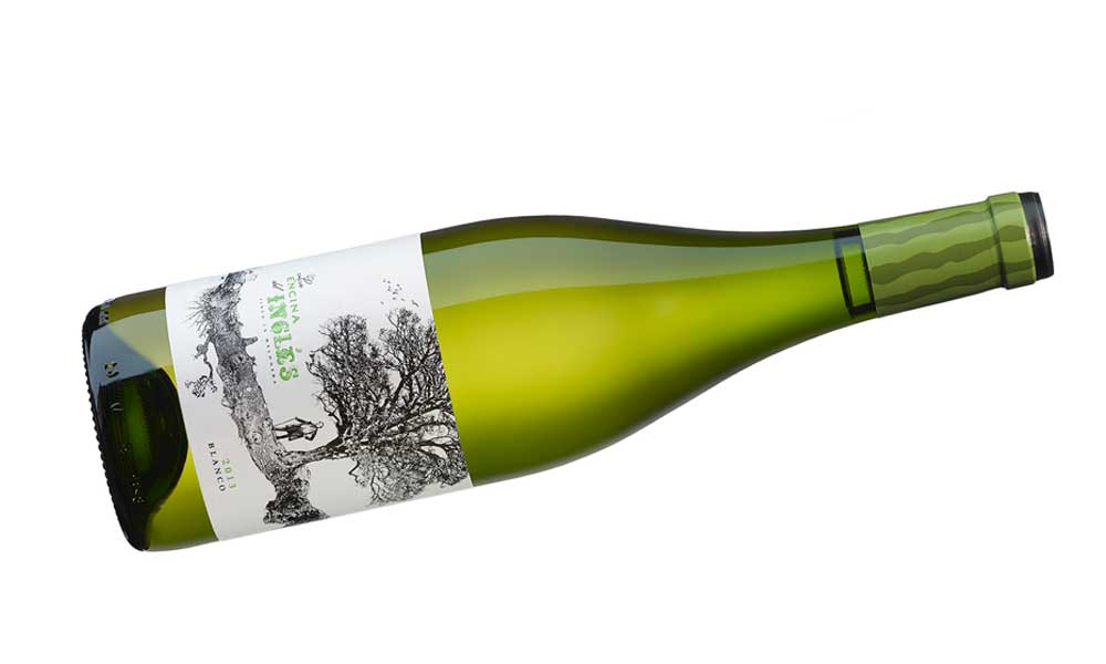 La Encina del Inglés white wine
