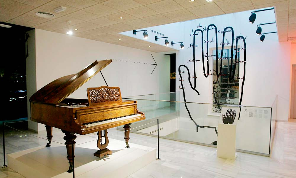 Malaga Interactive Museum of Music