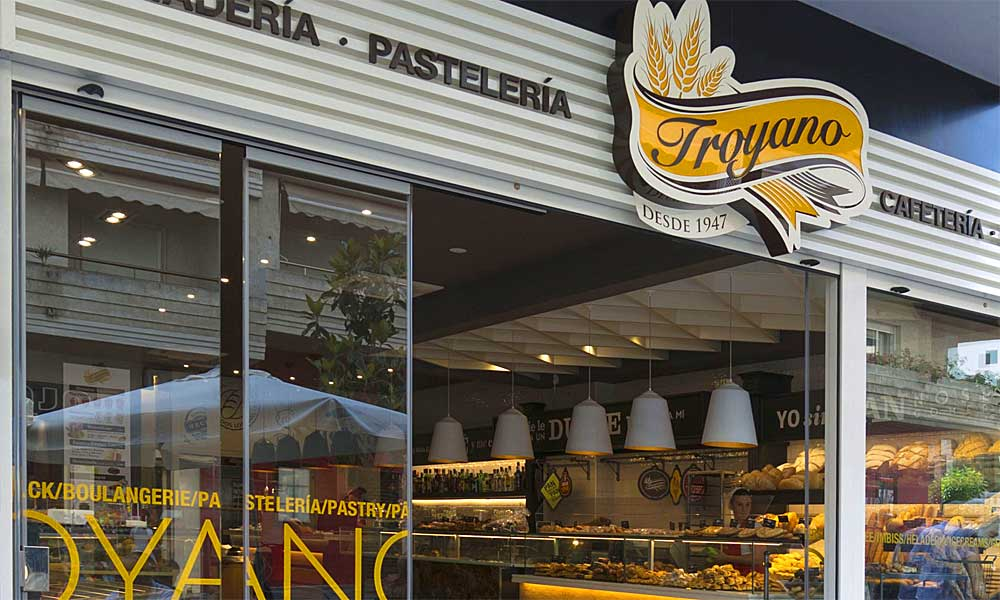 Gluten free Marbella - Troyano Bakery Marbella