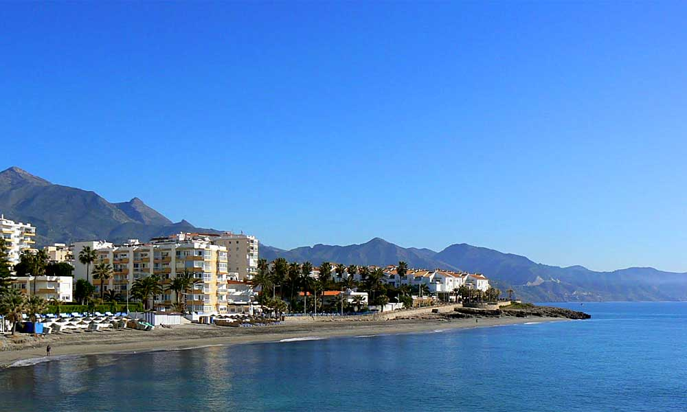 Malaga's 10 best blue flag beaches - Torrecilla Beach