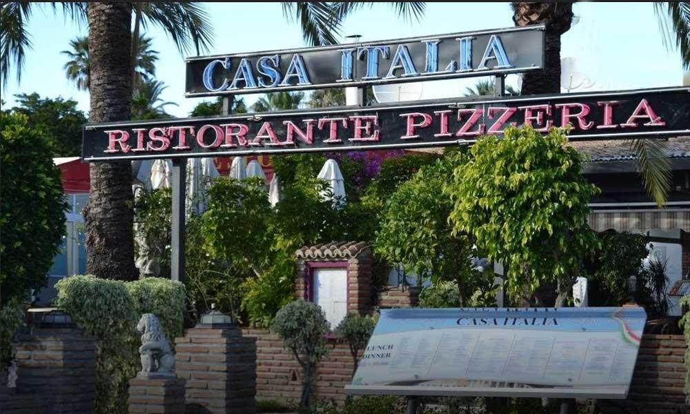 Gluten free Marbella - Casa Italia Restaurant Nueva Andalucia Marbella