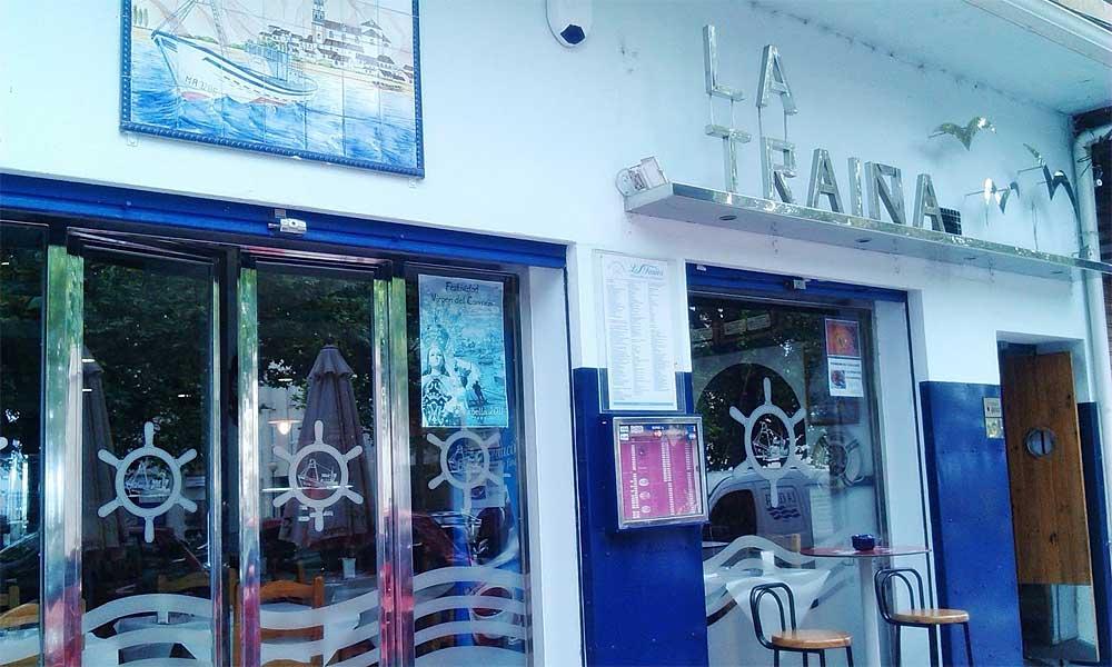 Gluten free Marbella - La Traiña Restaurant Marbellla