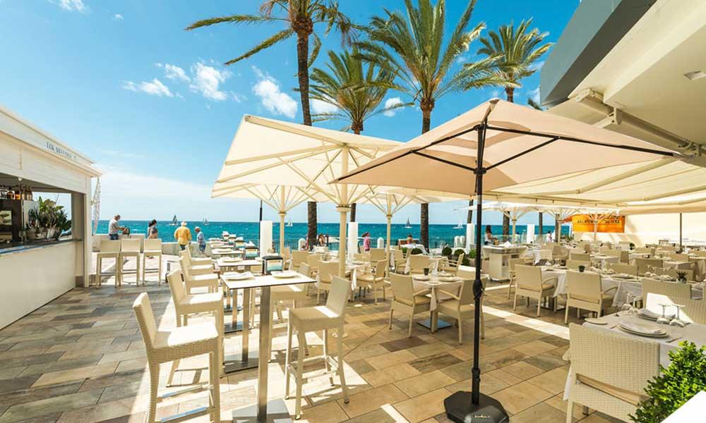 Gluten free Marbella - Los Mellizos Restaurant Marbella