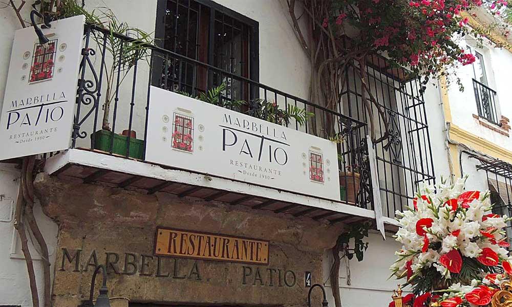 Marbella Old Town Restaurants