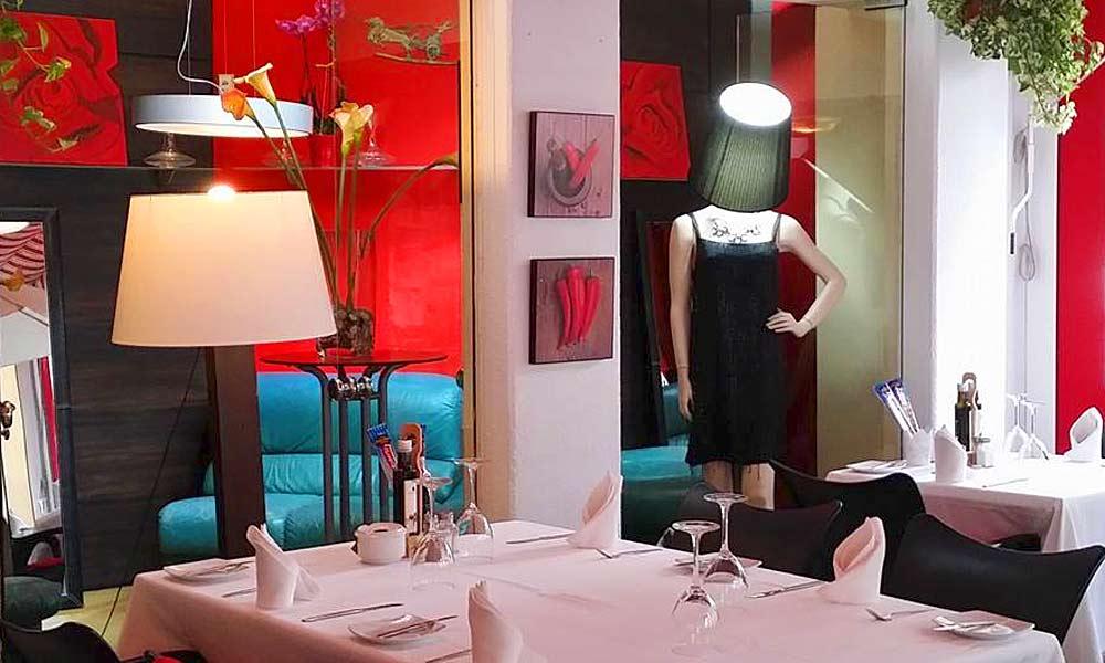 Marbella Altstadt Restaurants - Peperoncino Restaurant Marbella