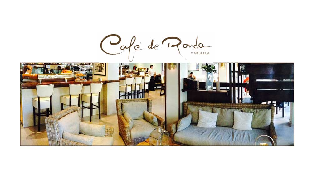 Coffee shops, bakeries and Ice cream parlours in Marbella  - Cafe de Ronda Marbella