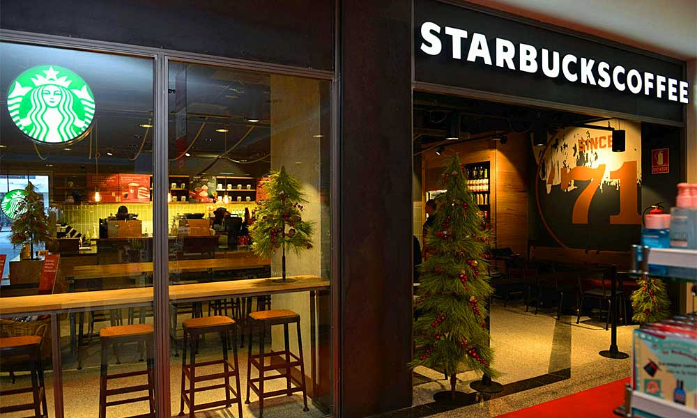 Coffee shops, bakeries and Ice cream parlours in Marbella  - Starbucks Marbella