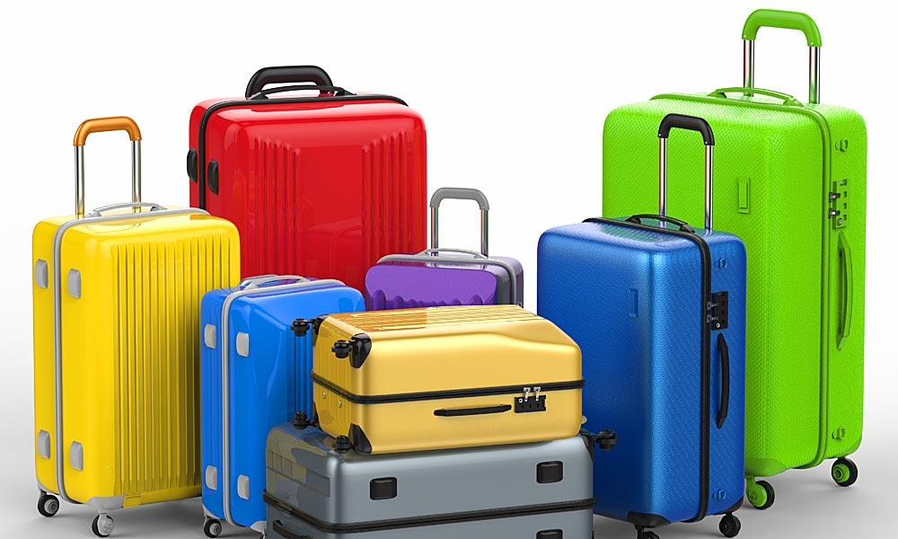 Kennen Sie die Maße und Gepäckgrößen der einzelnen Fluglinien