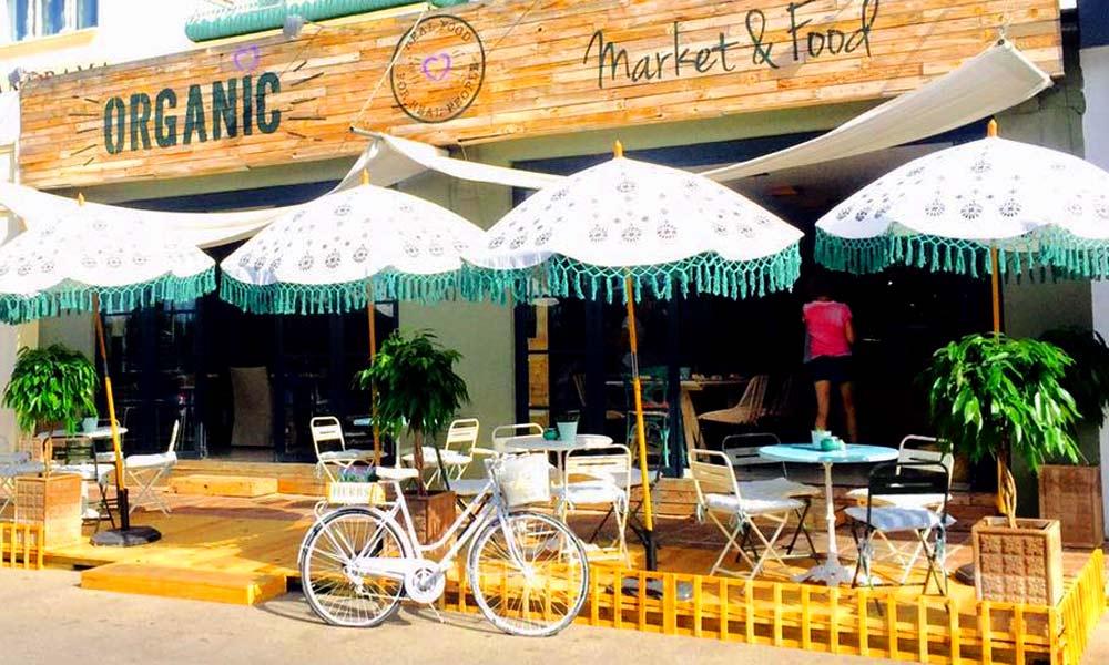 Marbella Bio Restaurants - Organic Market Food Marbella