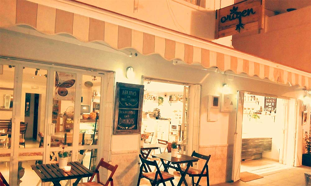 Marbella Bio Restaurants - Origen Organic Food Marbella